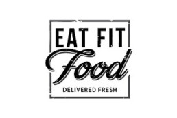 eat fit food logo