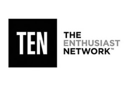 the enthusiast network logo