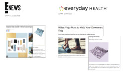 enews and everyday health features yellow willow yoga