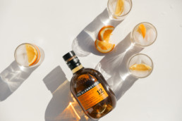the glenrothes bottle out in day light