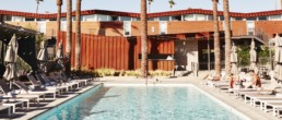 pool in palm desert