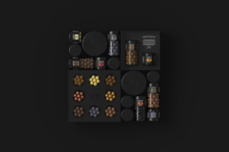 lakrids sample collection box