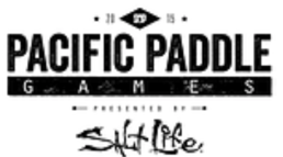pacific paddle games logo