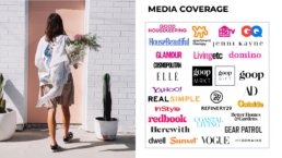 media coverage selection for mayde towel