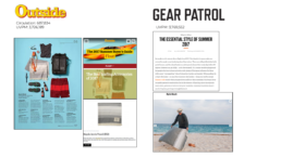 outside and gear patrol feature mayde towels