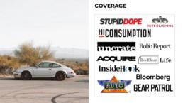 coverage of Otto car club