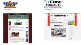 the edge markets features Otto car club