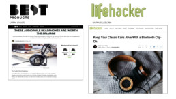life hacker and best products features the audiophile headphones
