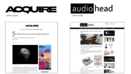 acquire and audio head features noble audio earbuds