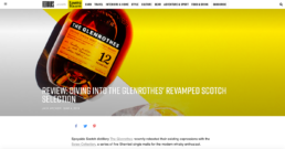 arrows features the glenrothes