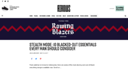 arrows article on stealth mode items