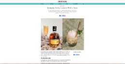 hobnob features the glenrothes