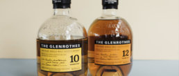 two glenrothes bottles next to each other